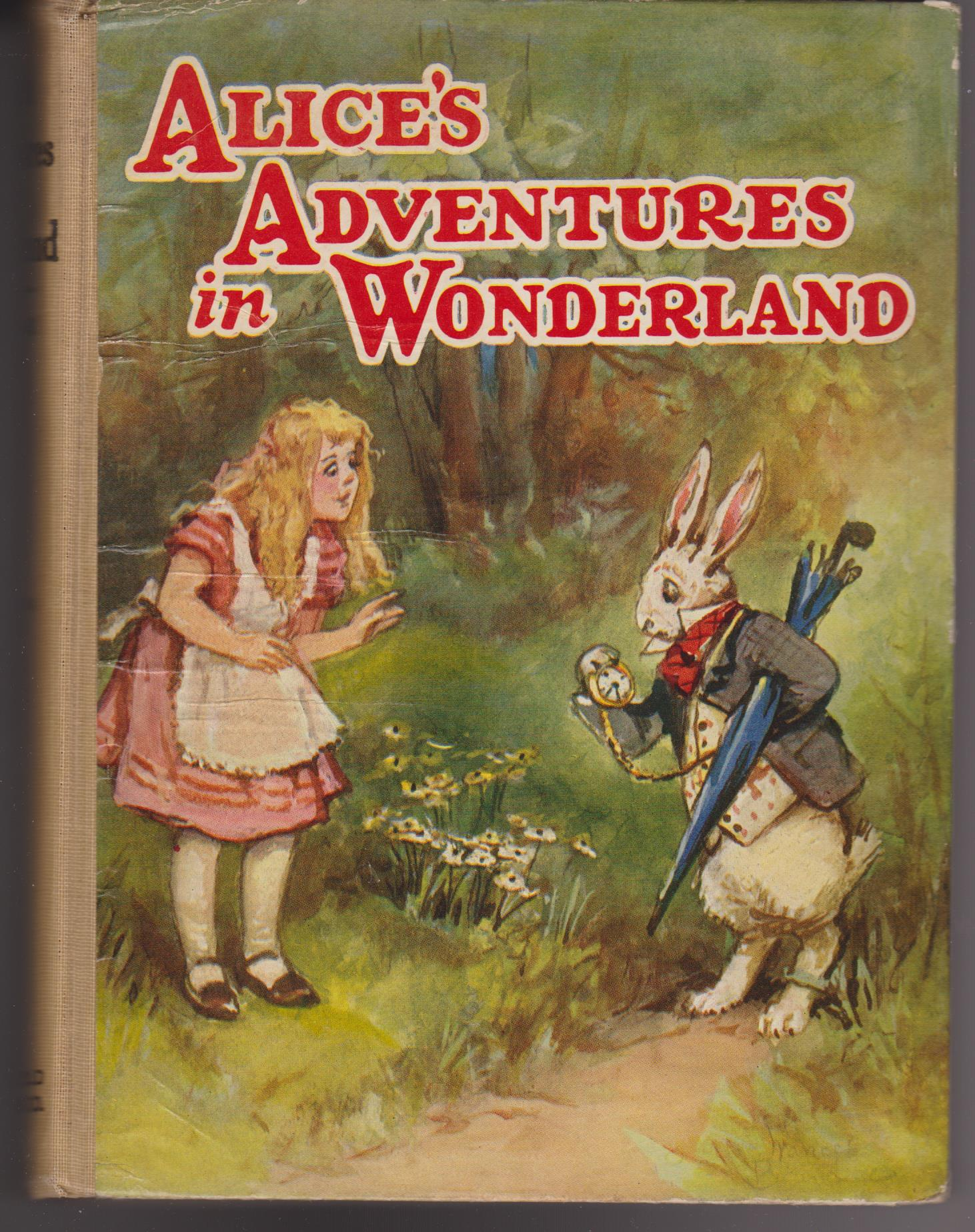 lewis carrolls alice s adventures in wonderland Alice's adventures in wonderland (commonly shortened to alice in wonderland) is an 1865 novel written by english author charles lutwidge dodgson under the pseudonym.
