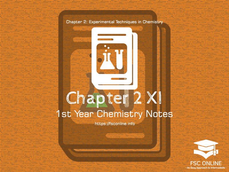 Chemistry Chapter 2 | 1st Year