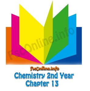 chapter-13-chemistry-2nd-year-notes