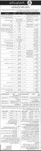 Pakistan Coast Guard (PCG) Latest Jobs 2021 | 774 posts